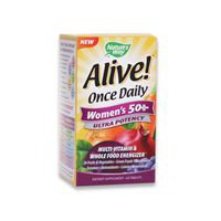Natures Way Alive! Once Daily Women 50+ Ultra 60 tablets