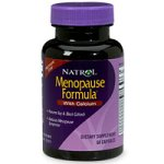 Natrol Ménopause Formule avec du calcium, 60 capsules (pack de 2)