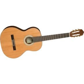Kremona Soloist Series S65C Classical Guitar, Solid Cedar Top, Layered Sapele Back and Sides, 19 Frets, Mahogany Neck, Rosewood Fingerboard, Gloss Finish, (Top Cedar Solid)
