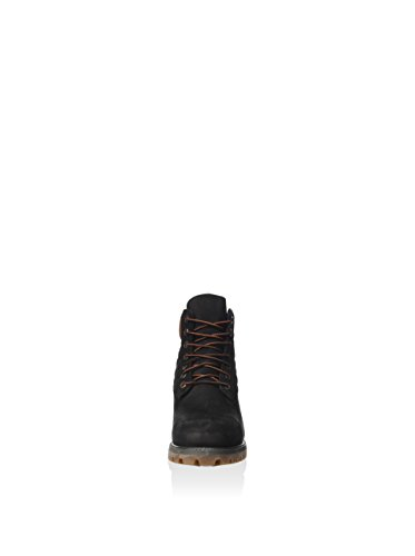 Timberland 6 In Premium Boot Black CA119L, Boots