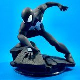 Disney Infinity: Marvel Super Heroes (2.0 Edition) Spider-Man Black Costume Figure