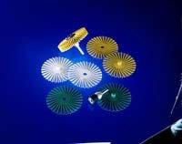 3M 15012 990 Mandrel For Radial Bristle Discs