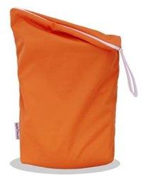 "Price comparison product image AppleCheeks Multi-Purpose Zippered Storage Sac Wet Bag,  Size 1 (15.5"" x 11"" x 3"") (Orange You Glad)"