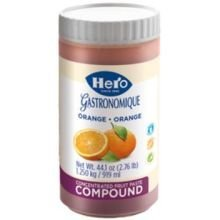 Hero Orange Compound, 1.25 Kilogram -- 6 per case. by Hero (Image #1)