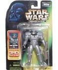 Expanded Universe Luke Skywalker - Star Wars Expanded Universe Dark Trooper Action Figure