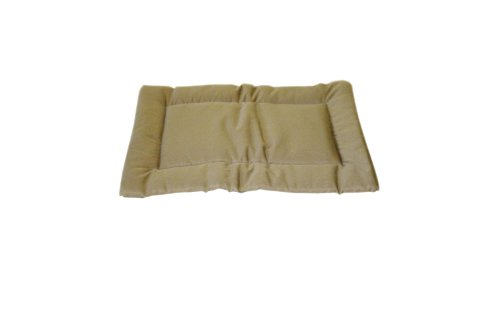 CPC Brutus Tuff Napper Pet Crate Pad, X-Small, Khaki (Tuff Crate Bed)