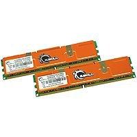 Ddr2 Series - G.Skill MQ Series - Memory - 4 GB : 2 x 2 GB - DIMM 240-pin - DDR2 - 800 MHz / PC2-6400 - CL6 - 1.9 - 2.0 V - unbuffered - non-ECC