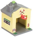 - Jay Jay the Jet Plane: Tarrytown Airport Revvin' Evan's Firehouse by Action Products