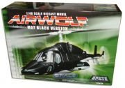 Airwolf Helicopter Mat Version 1:48 Scale Die-Cast (Airwolf Helicopter)
