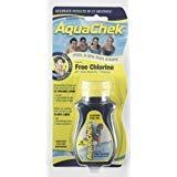 AquaCheck Free Chlorine - Pool & SPA test ()