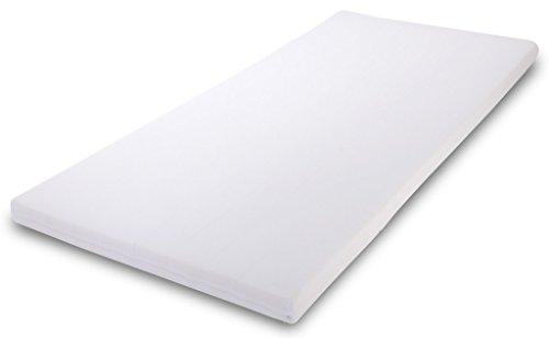 MSS® Soft Matratzenauflage, 5cm dick, 120 cm x 200 cm