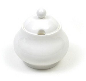 Maxwell & Williams Cashmere Bone China Sugar Bowl with Lid by Maxwell Williams Cashmere Bone China