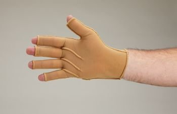 Bio-Form Pressure Glove Hook & Loop Closure, Size: Small, MCP Circumference: (6''-6¾'' [15.2-17.1 cm]) by Rolyn Prest (Image #1)