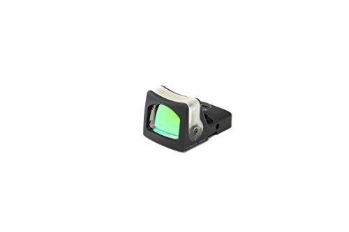 Trijicon Ruggedized Miniature Reflex Red Dot Matte Dual Illumination 9 MOA Dot RM05