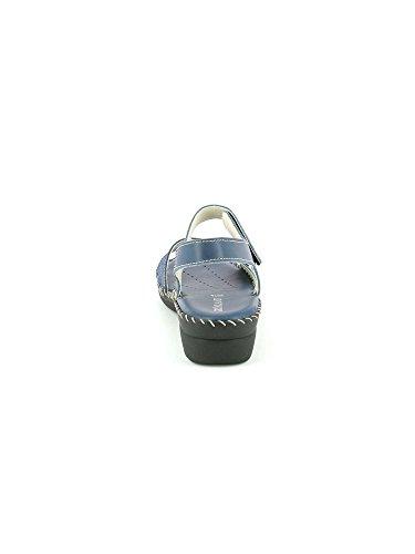 Grunland SA1780 P CERA Blu Donna Sandalo SSdrw0