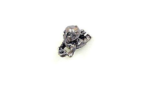 Antique Kewpie Dolls - Pendant Jewelry Making/Chain Pendant/Bracelet Pendant Sterling Silver Kewpie Doll Charm
