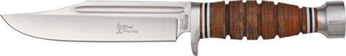 Frost Steel Warrior Bowie Fixed Blade Knife, 6.625in, Bowie,