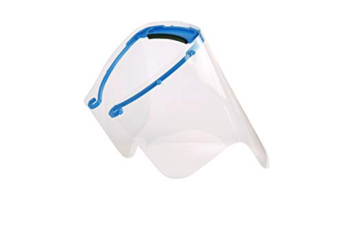 Maxcare Full Face Shield Ear To Ear Cover Pack of 10 Price & Reviews