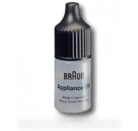 Braun – Aceite para maquinilla braun: Amazon.es: Salud y cuidado ...