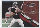 Michael Vick (Football Card) 2002 Playoff Piece of the Game - [Base] #3