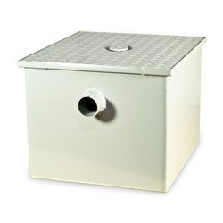 Zurn GT2700-20 Grease Trap 20 Gallons Per Minute 40 Pound...