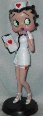Kostbare Kids 35006 4,5 4,5 4,5 Nurse Betty Boop Resin f245dc