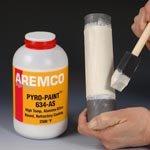 Pyro-Paint 634-AS Alumina-Silica Based Refractory Coating, Quart