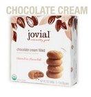 Jovial Organic Gluten Free Chocolate Cream Filled Cookie, 7 Ounce - 10 per case.
