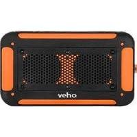 Vecto Water Resitant Sport Orange Electronic Computer
