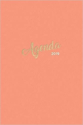 Agenda 2019: 2019 Weekly Monthly Planner Organizer | 6x9 ...