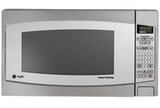(Profile 2.2 Cu.'. Countertop Microwave W/Child Lockout & Extra Large)