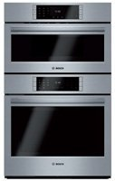 "Bosch Benchmark Series 30"" Stainless Steel Speed Combination Oven"