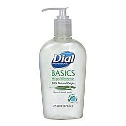 DPR06028 - Dial Basics Liquid Hand Soap