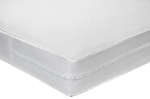 Pikolin Home - Funda de colchon impermeable y transpirable, 105x190/200cm-Cama 105 (Todas las medidas)
