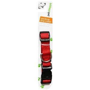 Pet Shoppe Nylon Adjustable Collar, 3 4 X 14-20, 1 ea by Walgreens