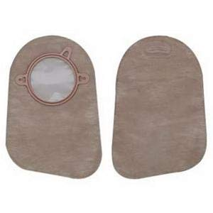Filtered Ostomy Pouch New Image? Two-Piece System 9 Inch Length Closed End BX/60