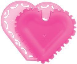 "Clover Quick Yo Yo Maker Heart 1""X1 1/4"" 8704"