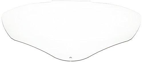neoLab 2-5083 Ersatzscheibe für Gesichtsschutzschirm 2-5074, Polycarbonat/ABS Kunststoff
