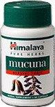 Mucuna Nervine Tonic 60 Caps (Mucuna pruriens) Par Himalaya USA