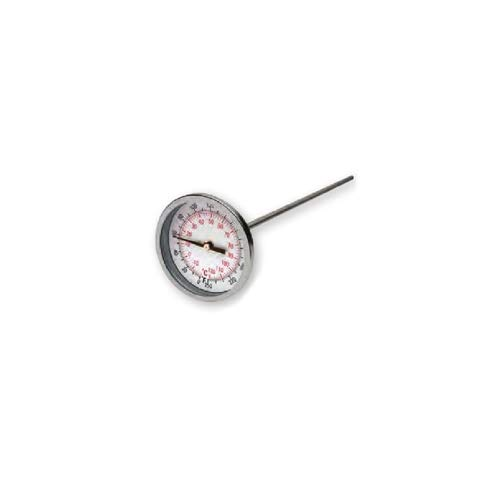 Bel-Art Products 61310-8800, DURAC Bi-Metallic 3'' Dial Thermometer (Pack of 3 pcs) by Bel-Art Products
