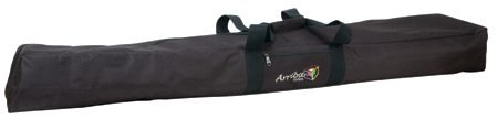 Arriba Case AC63 Dual Tripod Case 63'' x 9'' x 6'' by Arriba Products