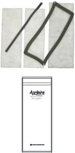 Space-Gard and Aprilaire DPFS4725 Aprilaire Space-Gard Seal Kit 4725 for Aprilaire 2200 Air Cleaner