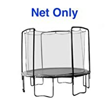 14 ft. Replacement Trampoline Netting-Straps only for 3 Arch System- 14-3ARCH