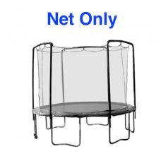 12' TRAMPOLINE DEPOT PREMIUM REPLACEMENT NET FOR 3 ARCHES by Trampoline Depot