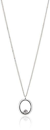Funky Fish (Locket Pendant) for Women (Silver) (I-631_C7297473287813)