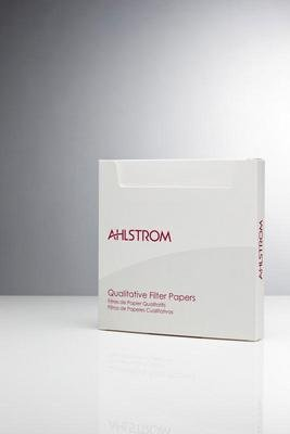 AHLSTROM FILTRATION 9500-3850 Borosilicate Glass Series 950 Qualitative Filter Paper, Circle, 38.5 cm Diameter (Pack of 100) by AHLSTROM FILTRATION