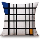 [Elegancebeauty Throw Pillow Case Of Geometric 18 X 18 Inches / 45 By 45 Cm,best Fit For Divan,wife,christmas,floor,dining Room,kitchen Twice] (Kathy Terry Costume)