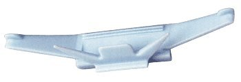 CRL 1988+ Toyota Cressida Windshield Molding Clip (Side) - Box (Quarter Glass Molding Clip)