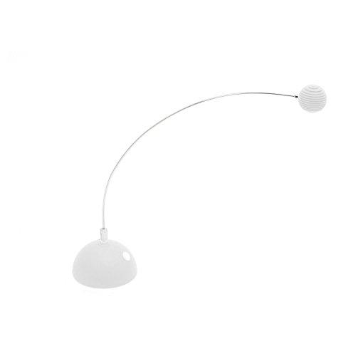Siam Circus Atomic Truffle LED White Table Lamp