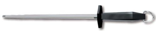 Victorinox Honing Steel Black Plastic Handle ()